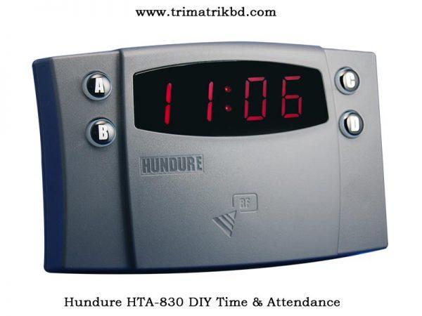 Hundure HTA 830 DIY Time Attendance