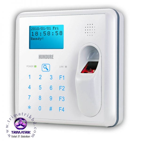 Hundure HTA-860 Fingerprint Time Attendance