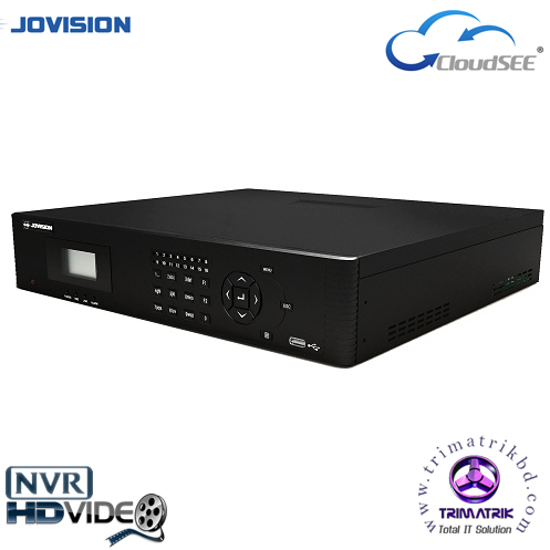 Jovision JVS-ND8036-H1 36CH Professional NVR