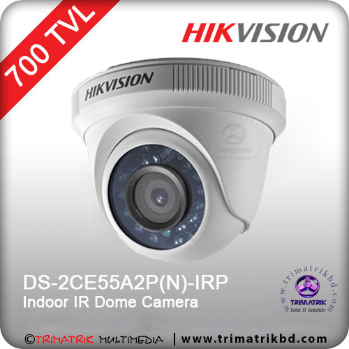 HIKVISION DS 2CE55A2PN IRP cctv camera bangladesh