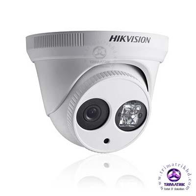 HIKVISION DS 2CE56A2PN IT3 700TVL DIS EXIR Mini Dome Camera