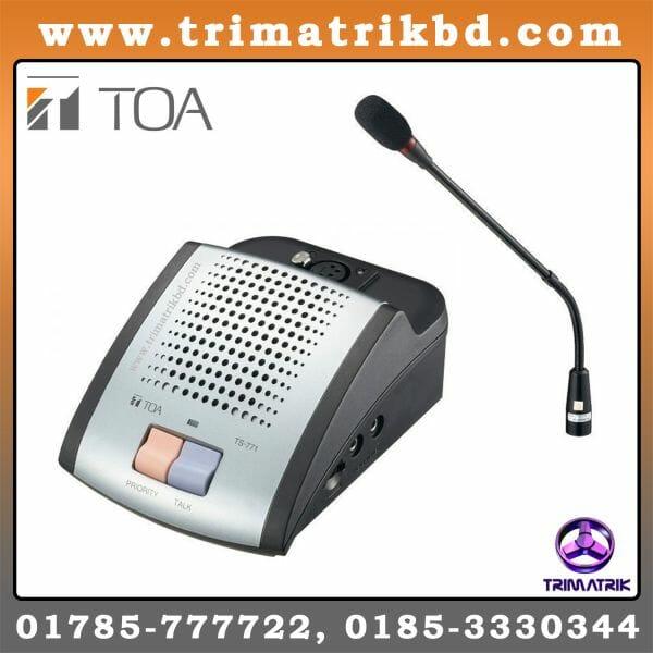 Toa TS-771 Bangladesh, TOA Bangladesh