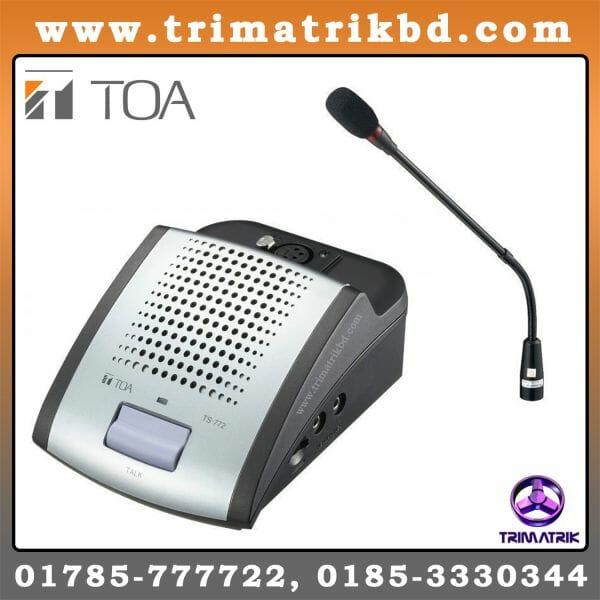 TOA TS-772 Bangladesh, Toa TS-772 Price in Bangladesh, TOA Bangladesh