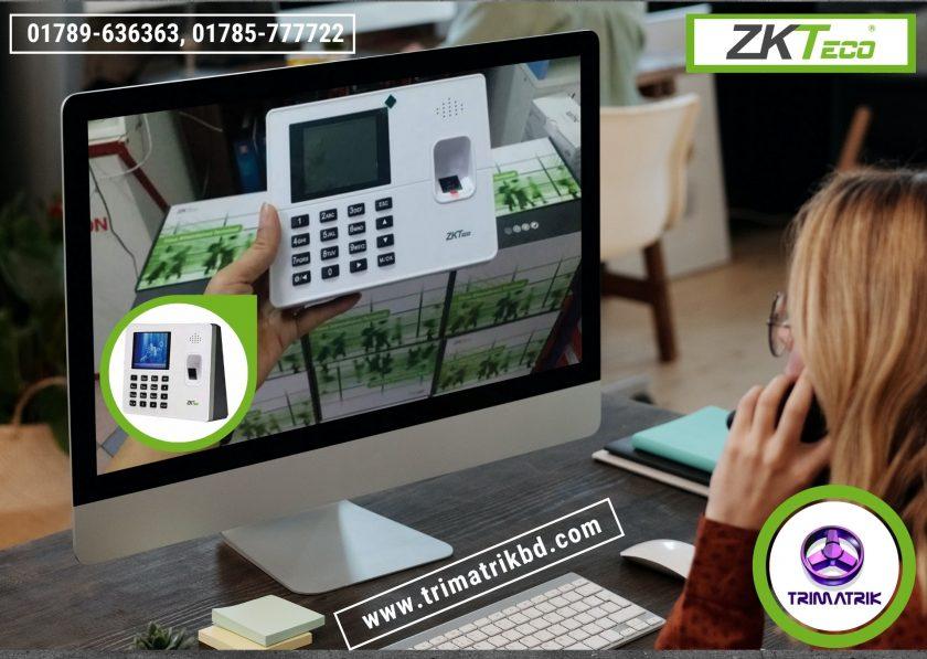 ZKTeco K60 Bangladesh, Trimatrik, ZKTeco Bangladesh Distributor