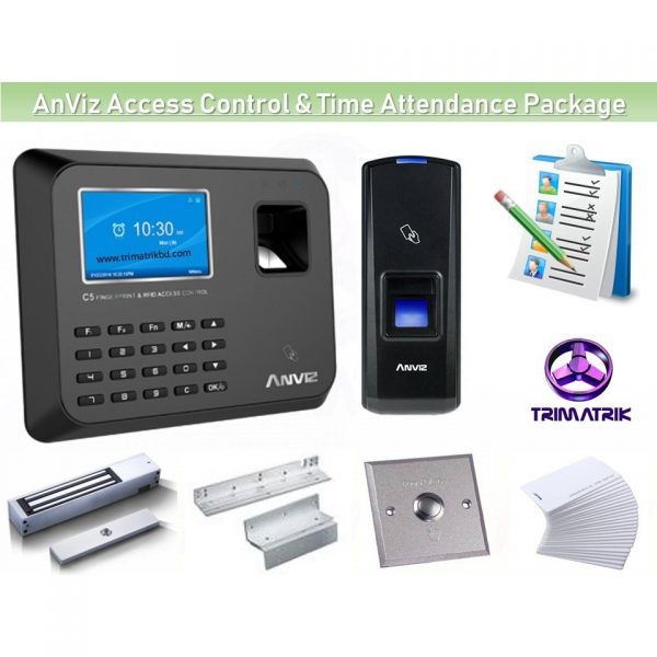 ANviz Access Control & Time Attendance Package