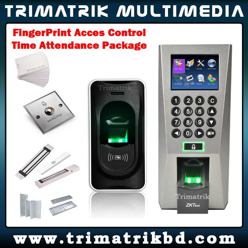 Access Control & Time Attendance Package