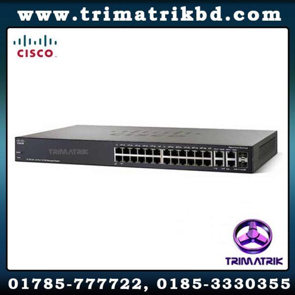 Cisco SF300-24PP Bangladesh, Cisco Bangladesh