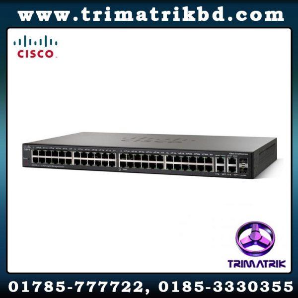 Cisco SRW-2048-K9-EU Bangladesh, SG300-52 Bangladesh SG300-52 52-port Gigabit Managed Switch Bangladesh
