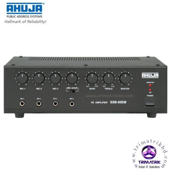 Ahuja Amplifier SSB-45EM