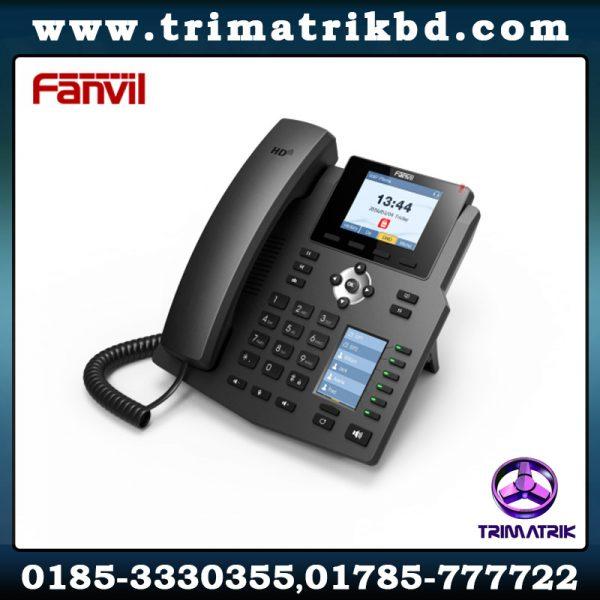 Fanvil X4 Bangladesh, Trimatrik, Fanvil Bangladesh