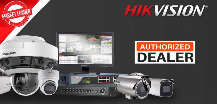 Authorised Dealer Hikvision, Trimatrik, Hikvision bd