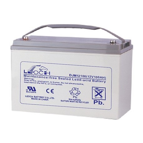 Leoch 100AMP Battery Bangladesh