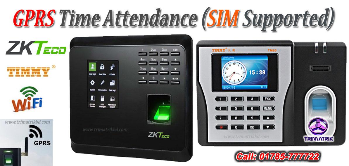 GPRS Attendance Device BD