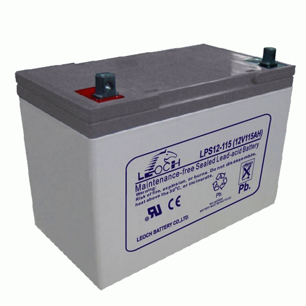 Leoch 12AMP Battery
