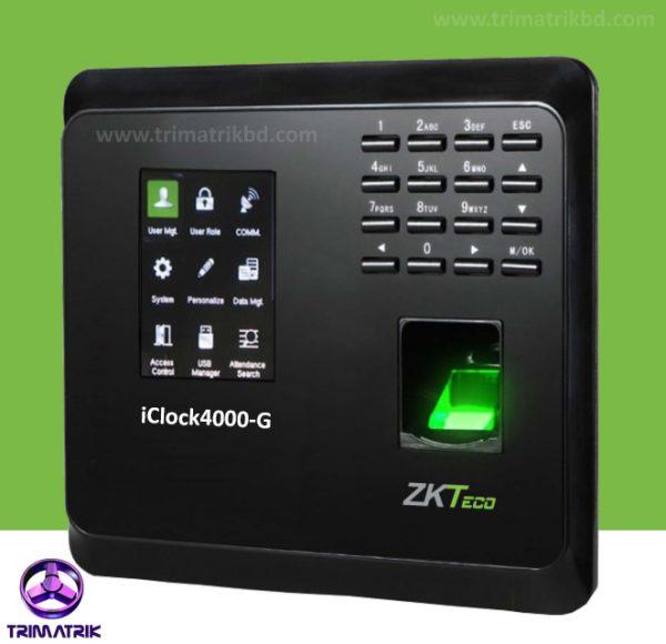 ZKTeco iClock4000 G Bangladesh