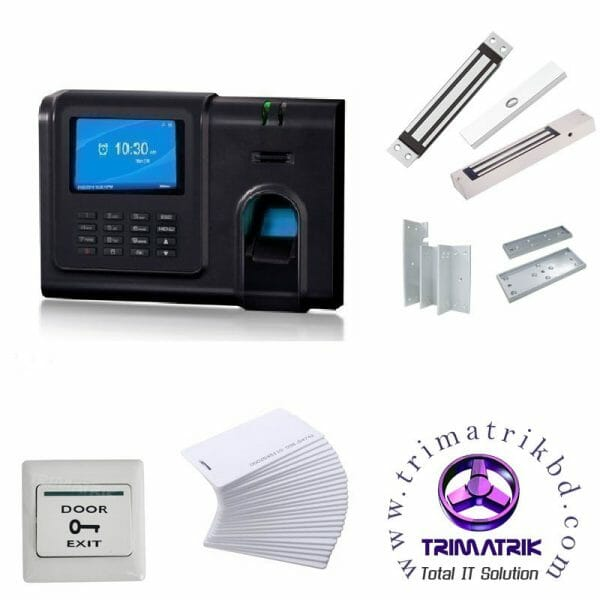 Fingerprint Access Control Package