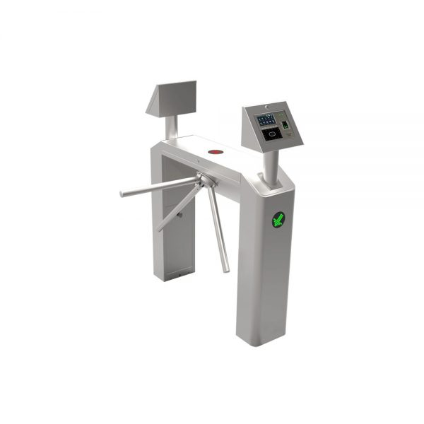 Zkteco TS2033 Biometric Fixed Arm Tripod Turnstile