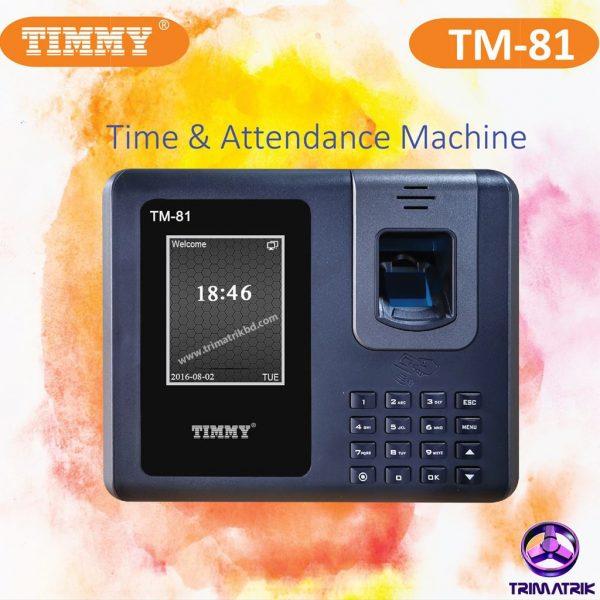 Timmy TM-81 Bangladesh, Trimatrik-min