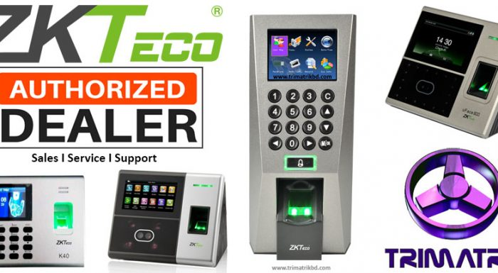 ZKTeco Authorised Dealer Bangladesh, Trimatrik